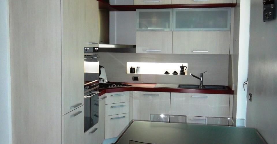 Cucina angolare  Falegnameria Benaglia Giovanni